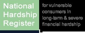 National Hardship Register